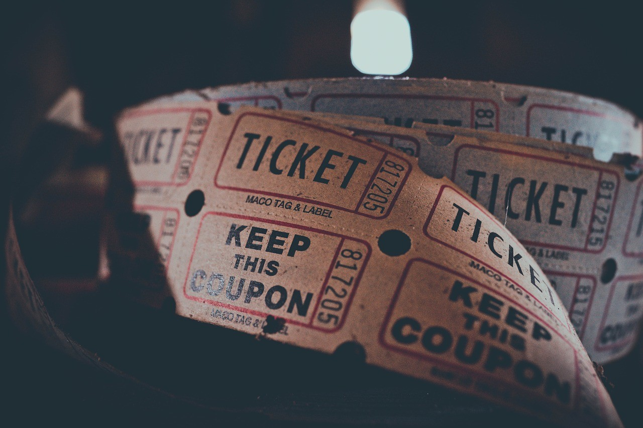 live theatre tickets photo